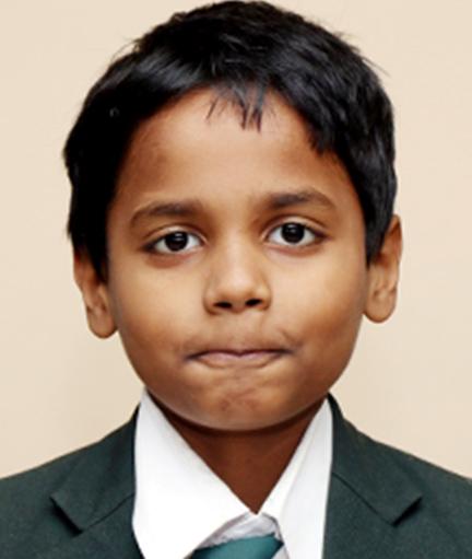 Rishav Kumar Mistry IVA