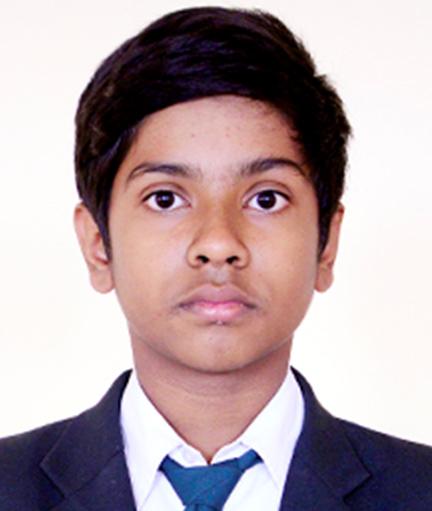Souvik Ghosh VIIIB