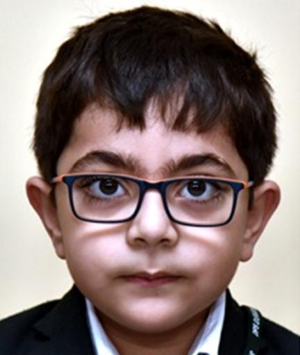Syed Daiyaan Geelani IID