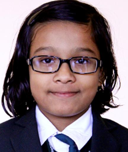 Zinnia Ghosh VB