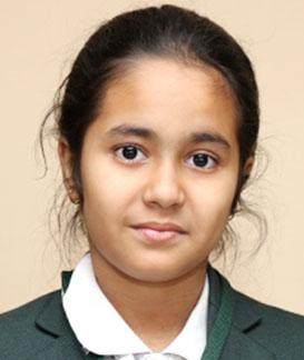 Sanvi Dutta-VD