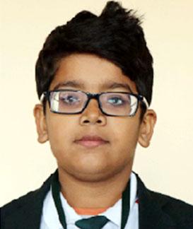 Aaryaman Tiwari-IIID
