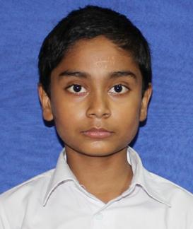 Harsh Raj Jaiswal - VIA