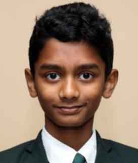 Ayush Roy -VIC