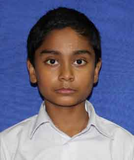 Harsh Raj Jaiswal -VIA