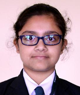 Ahona Chatterjee -VIIC