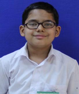 Arnav Bansal -IIIB
