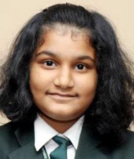 Tiyasha Sarkar -IVA