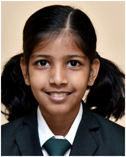 Smita Chowdhury - VIIA