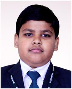 Yash Agarwal - VIIIC
