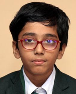 Aum Kr Modi Banerjee - VIIIC