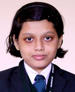 Adrija Sinha - VIIIB