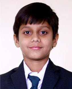 Anant Choudhury - VIIA