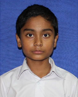 Harsh Raj Jaiswal - VIIC