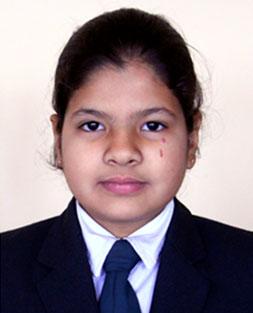 Neharika Sharma - VIIIC