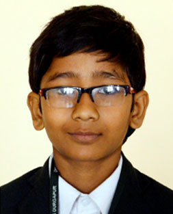 Prithwish Rudra - IVD