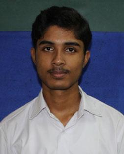 Shamik Mukherjee - XIIB