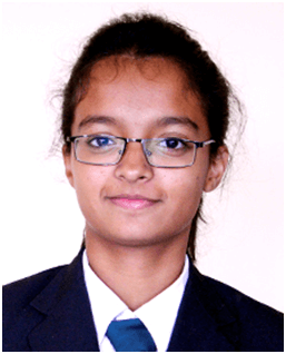Aashna Pandey - IXB
