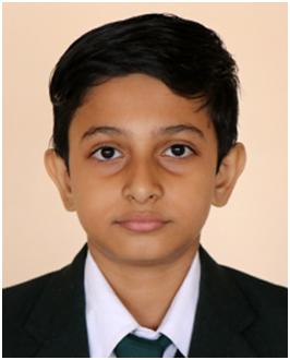 Aniruddha M Rao - VIIB