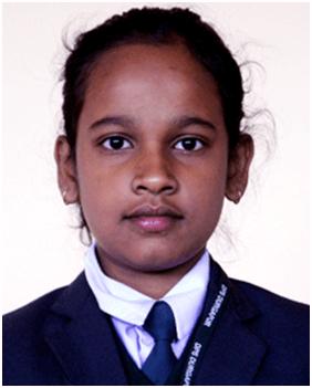 Anjali Kapri - VIIB