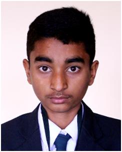 Anshu Kumar Singh - VIIIA