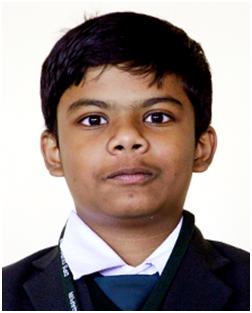 Raj Tilak - VIID