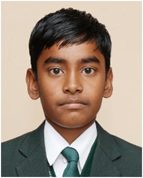 Vibhav Kumar  - VIIIA