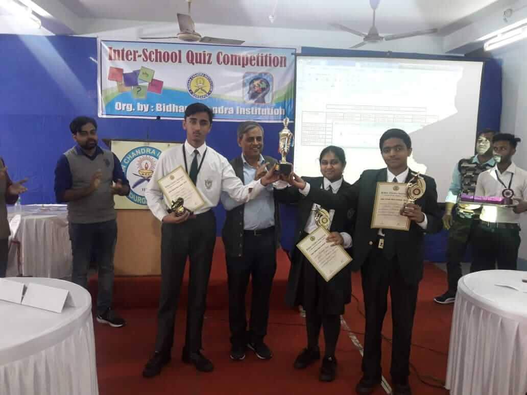 Inter School Quiz Competition 2019
