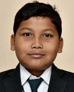 Rishi Sharma - VIIC