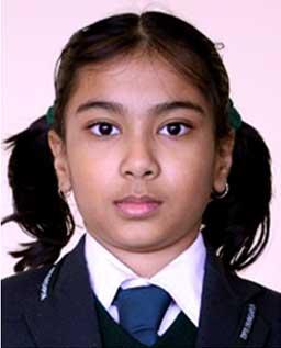 Rishita Sarkar - VIID