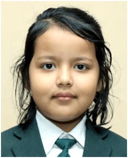Ashmita Sinha - IIIA