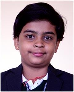 Agrima Sinha - VIB