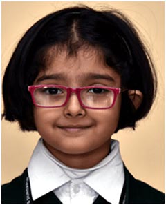 Ahana Roy Choudhary - IIC