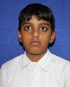 Aryan Kumar - VIB