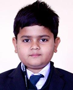 Aryan Kumar - VIIB
