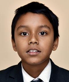 Aryan Sankha Dutta -VIB