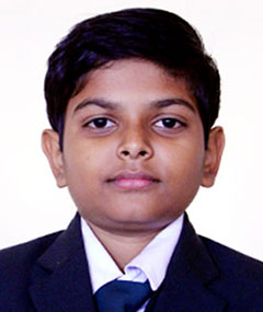 Ayush Raj -VIB