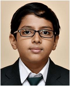 Ekansh Agrawal - VIIB