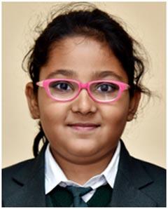 Ishanvi Jain - IVE