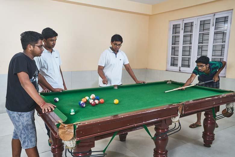 Indoor Games & Entertainment