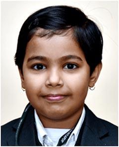 Jahnabi Mukherjee - IIID
