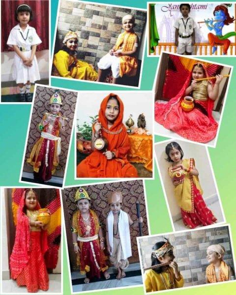 Janmashtami Celebrations 2020