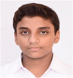 Mayank Raj Gupta  - IXA