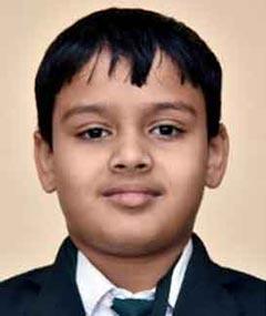 Mayukh Roy -IIID