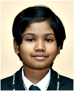 Prashi Kumari - IIIC