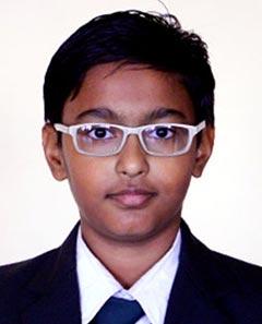 Raj Mehata - VIIID