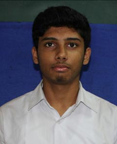 Rishi Chakraborty - XII-SCI-B
