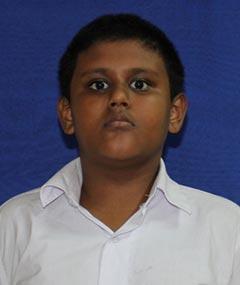 Rajdeep Samanta-IVB