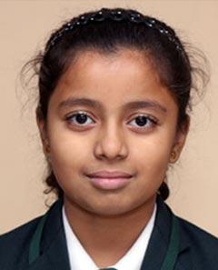 Shruti Chatterjee - VIIID