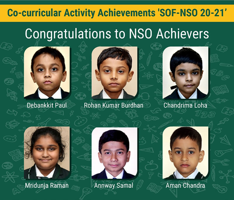 SOF-NSO 2020-21 Achieves